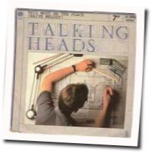Talking Heads chords for This must be the place naive melody