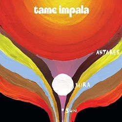 Tame Impala tabs for Half full glass of wine