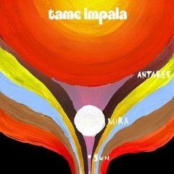 Tame Impala chords for The sun