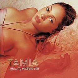 Tamia chords for Officially missing you