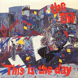 The The chords for This is the day ukulele