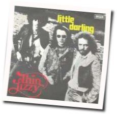 Thin Lizzy tabs for Little darling