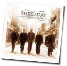 Third Day chords for Here i am to worship