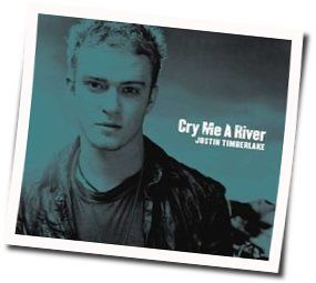 Justin Timberlake guitar tabs for Cry me a river