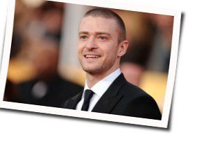 Justin Timberlake guitar chords for What goes around