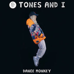 Tones And I bass tabs for Dance monkey (Ver. 2)