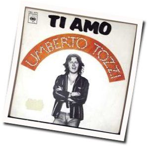 Umberto Tozzi tabs and guitar chords