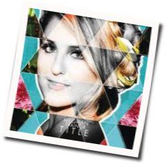 Meghan Trainor guitar chords for Title
