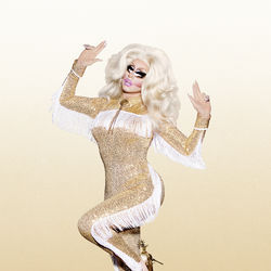 Trixie Mattel guitar chords for Gold