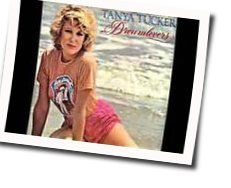 Tanya Tucker chords for How can i tell him