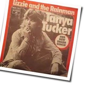 Tanya Tucker chords for Lizzie and the rainman