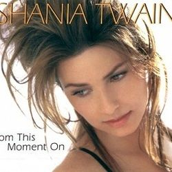 Shania Twain chords for From this moment