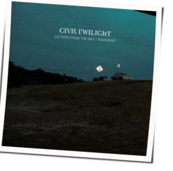 Civil Twilight tabs for Letters from the sky
