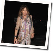 Steven Tyler tabs and guitar chords
