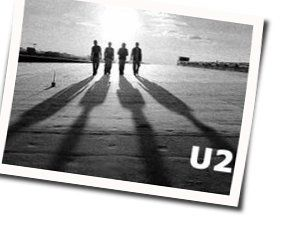 U2 guitar chords for Electrical storm
