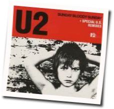 U2 guitar tabs for Sunday bloody sunday (Ver. 2)
