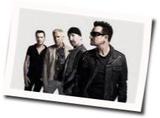 U2 guitar chords for This is where you can reach me now (Ver. 2)