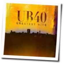 Ub40 guitar chords for Come back darling