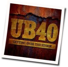 Ub40 guitar chords for Getting over the storm