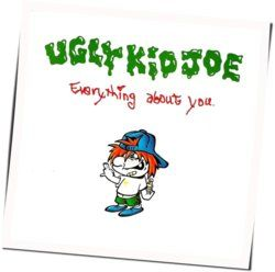 Ugly Kid Joe guitar chords for Everything about you (Ver. 2)