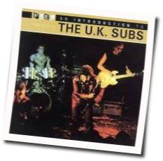 Uk Subs bass tabs for Ice age