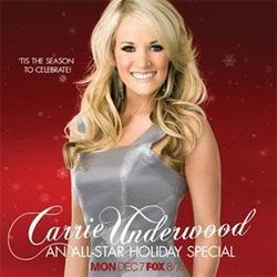 Carrie Underwood guitar chords for Hark the herald angels sing