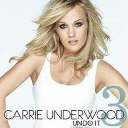 Carrie Underwood chords for Undo it