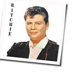 Ritchie Valens guitar chords for Hurry up