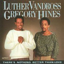 Luther Vandross guitar chords for Theres nothing better than love