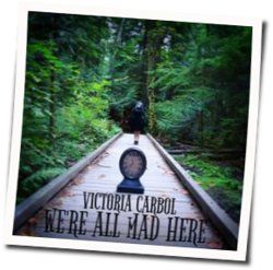 Victoria Carbol guitar chords for Tell me where it hurts