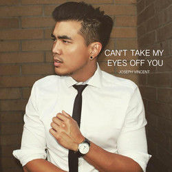 Joseph Vincent chords for Cant take my eyes off you