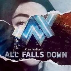 Alan Walker chords for All falls down (Ver. 2)