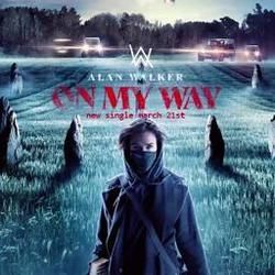 Alan Walker guitar chords for On my way (Ver. 3)