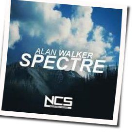 Alan Walker chords for The spectre