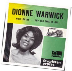 Dionne Warwick tabs and guitar chords