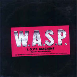 W.A.S.P. tabs for Love machine (Ver. 2)