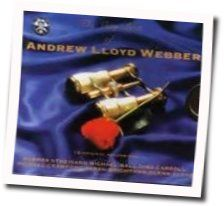 Andrew Lloyd Webber tabs and guitar chords