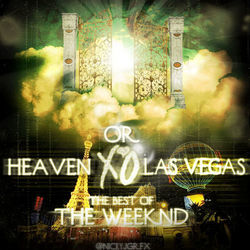 The Weeknd guitar chords for Heaven or las vegas