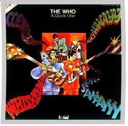 The Who guitar chords for A quick one while hes away (Ver. 2)