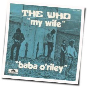 The Who guitar tabs for Baba oriley (Ver. 2)
