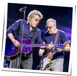 The Who guitar chords for Ball and chain