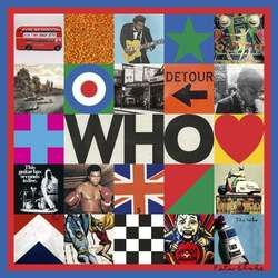 The Who chords for Detour