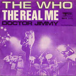 The Who guitar chords for Doctor jimmy