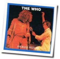The Who guitar chords for Pinball wizard