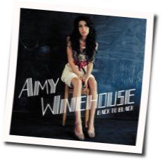 Amy Winehouse chords for Back to black
