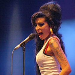 Amy Winehouse guitar chords for Fly me to the moon