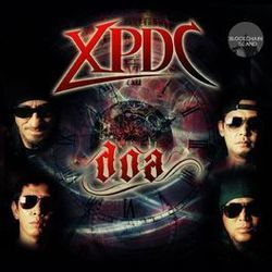 Xpdc guitar chords for Doa