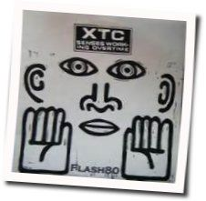 Xtc guitar chords for Senses working overtime (Ver. 2)