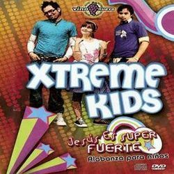 Xtreme Kids guitar chords for Cuan grande es dios