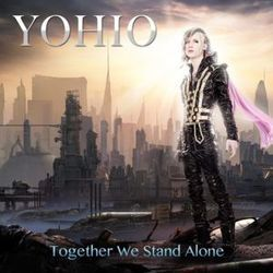 Yohio chords for The show has just begun so let them laugh
